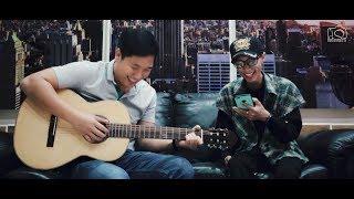 Người lạ ơi Live || 1 phút ngẫu hứng || Duy Ngọc ft Lynk Lee