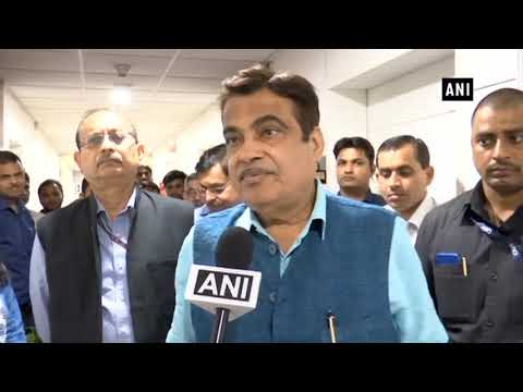 Nitin Gadkari reviews Namami Gange projects of four states