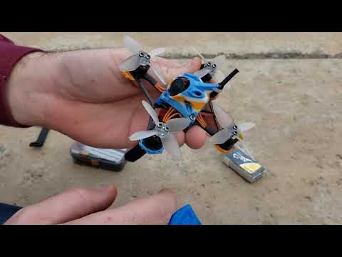 Twiglet mini Review FLIGHT FOOTAGE