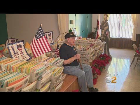 Big Jim - At Work - WATCH: WWII Vet Gets 50K Birthday Cards
