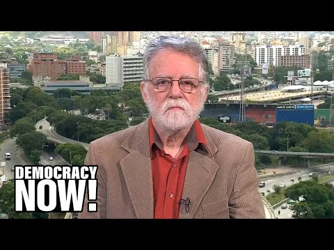 This Is Not Humanitarian Aid: A Maduro Critic in Venezuela Slams U.S. Plan to Push Regime Change