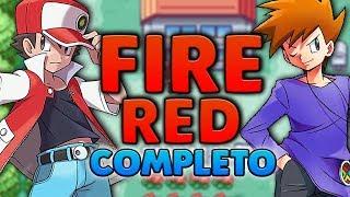 POKÉMON: FIRE RED - ATÉ ZERAR! (GBA)