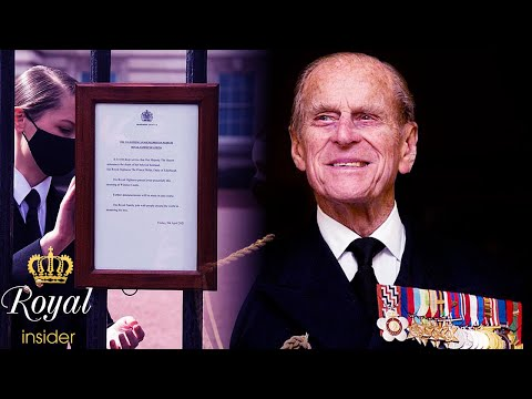 Official cause of Prince Philip's death is finally confirmed