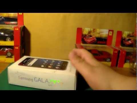 samsung galaxy player unboxing galaxy wifi 5.0 español