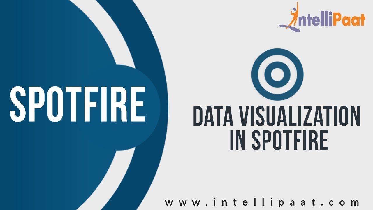 Spotfire Training Online Classes & Tutorial Courses