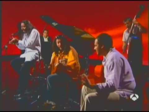 """Tangos- Diego """"El Cigala"""" con Raimundo Amador y Diego del Morao 5:07 Mins."""