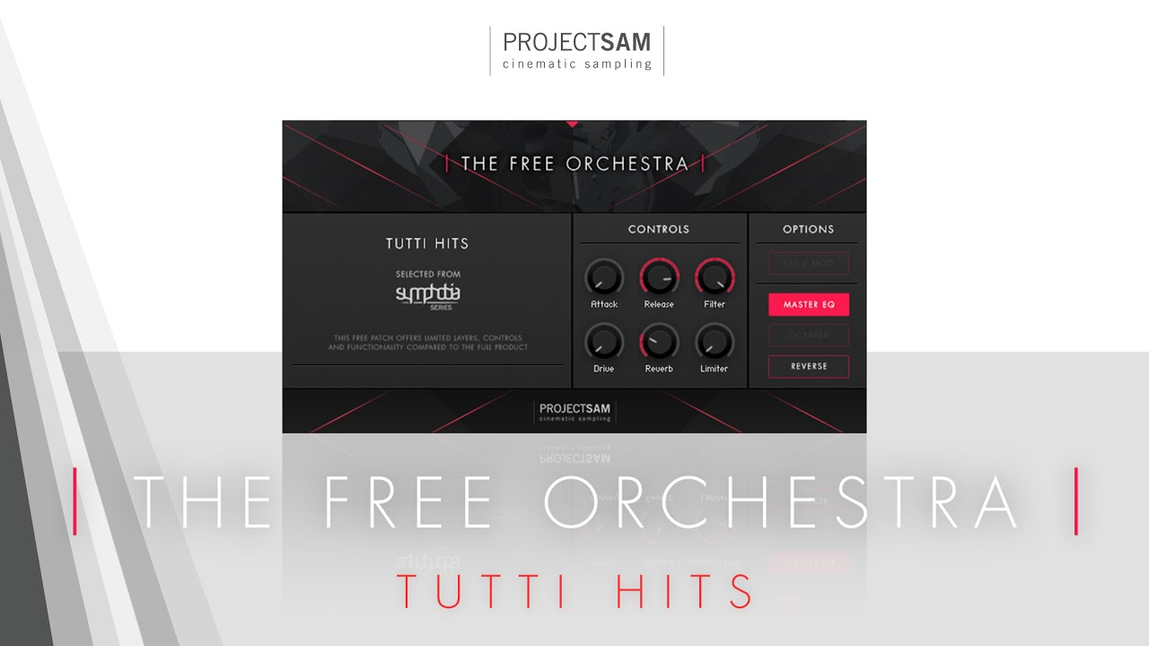 Free Orchestral Hits Sound Library | Synthtopia