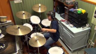 John Fogerty - Wicked Old Witch - Drum Cover
