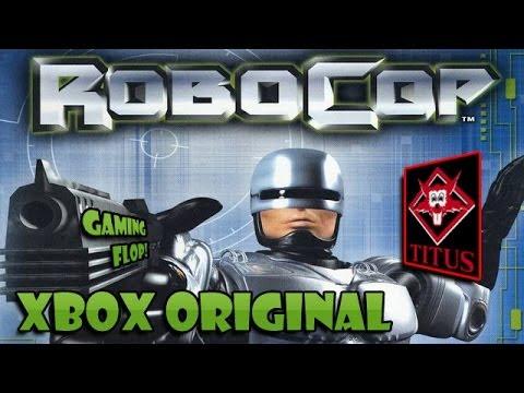RoboCop 2003 Titus Games - Review & Gameplay Xbox