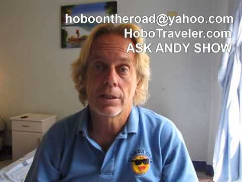 Andy Travels to Antigua Guatemala and Lome Togo March 2015