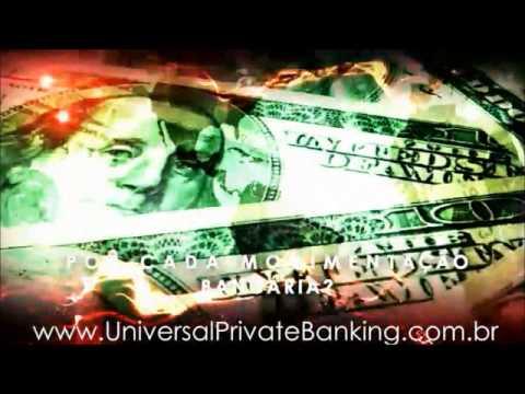 UNIVERSAL PRIVATE BANKING   O FUTURO JÁ CHEGOU