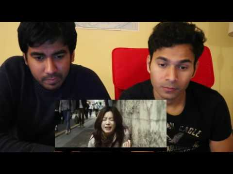 Korean movie- Always Only You Trailer Reaction by Vishal and Mani