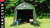 e43e17954f55 Storage tent PRO 2x2x2 m PE