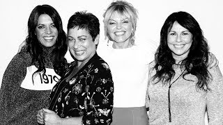 Kate Thornton, Denise Welch, Jenny Powell And Julie Graham Discuss Women Over 40 In The Media