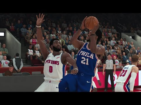 Philadelphia 76ers vs Detroit Pistons NBA Today October 23rd 2018 | Sixers vs Pistons NBA Season
