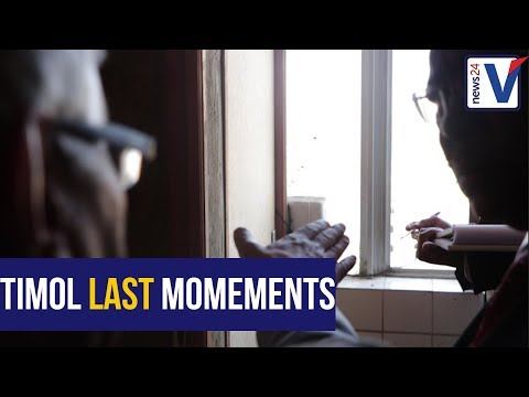 WATCH: Salim Essop recalls Ahmed Timol's last painful moments