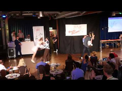 Crazy Cup 2018 Vorrunde Berghahn  Markus & Bastian Lena / Gagliardo Samuel & Gillieron Juliette