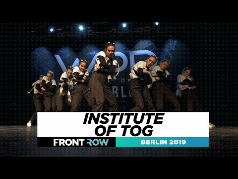 Institute of Tog | FRONTROW | Jr Team Division | World of Dance Berlin 2019 | #WODBER19