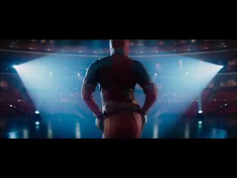 Deadpool dancing with Celine Dion