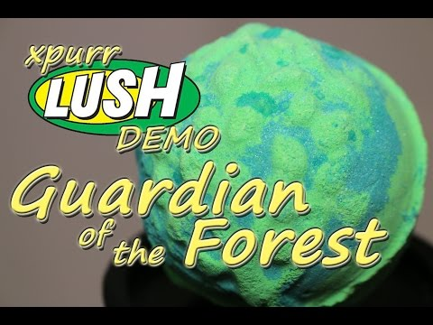 LUSH - Guardian of the Forest - Demo - Underwater - Review
