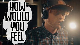 Ed Sheeran - How Would You Feel (Paean) [Live] | Curricé Cover
