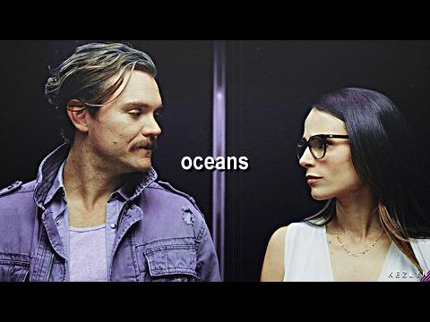 ● Riggs & Maureen   Oceans