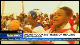Newsroom: THO Condemns the actions of a Limpopo based traditional healer