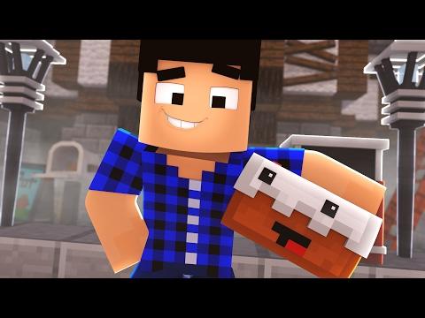 LUCAS E SEU BOLINHO! - Murder (Minecraft 1.11.2)