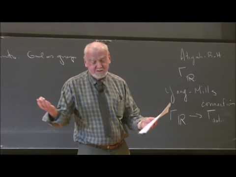 The geometric theory of automorphic...possible surprises I - Robert Langlands