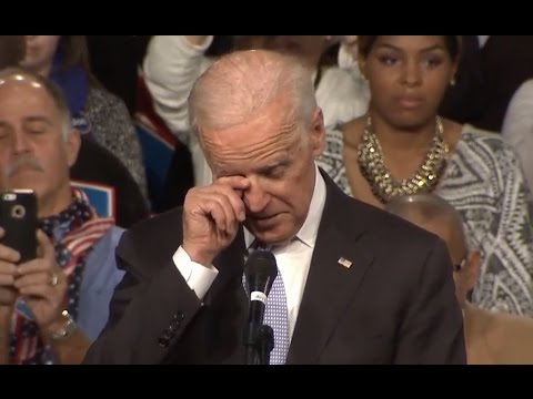 Joe Biden Emotional Speech at Welcome Home Rally (Full) | ABC News