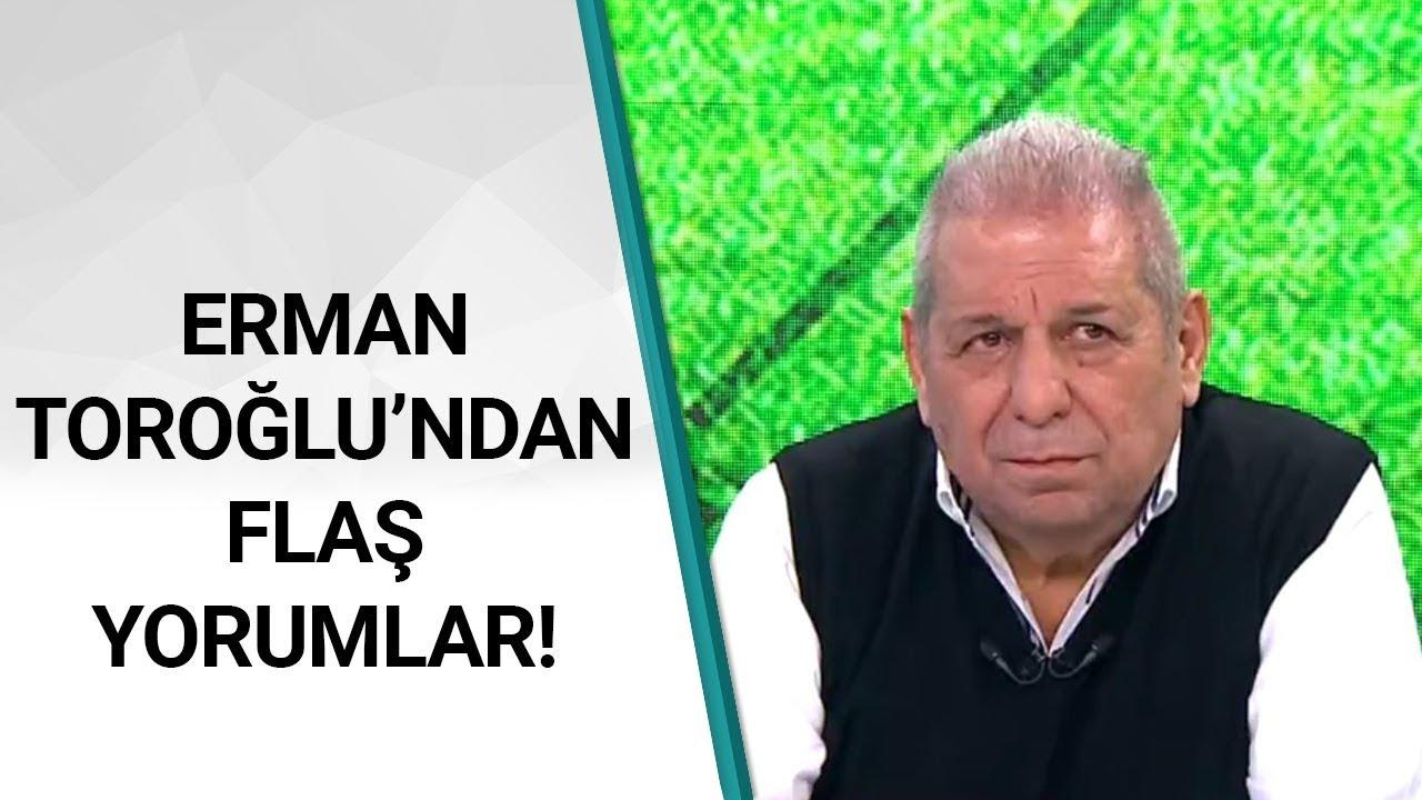 Erman Toroğlu'ndan Trabzonspor - Fenerbahçe Maçına Flaş Tahmin Ve Yorumlar / Takım Oyunu Full B