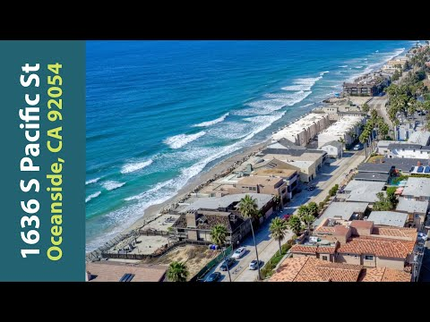 1636 S Pacific St, Oceanside, CA 92054 - Home for Sale Oceanside