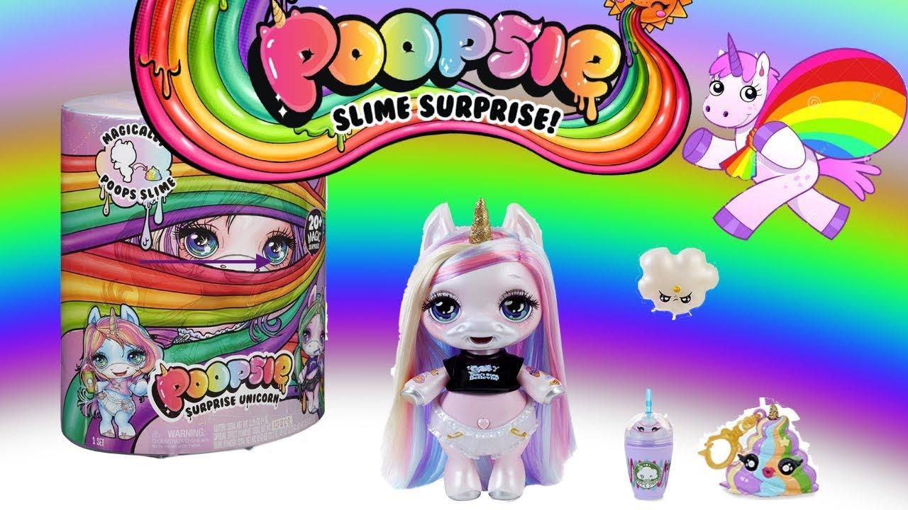 Nouveau Poopsie Surprise Unicorn 2018 Cette Licorne Est Magique