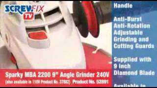шлифовальная машина SPARKY MBA 2200P HD