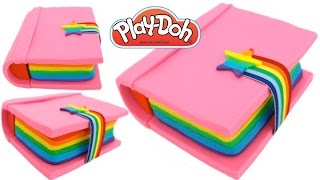 play doh how to make a rainbow color book play dough art fun creative for kids rainbowlearning