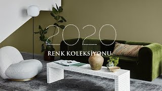 Jotun 2020 Renk Koleksiyonu: 2020'yi Renklerle Kutluyoruz!