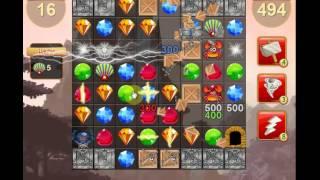 сокровища пиратов - как пройти уровень 494