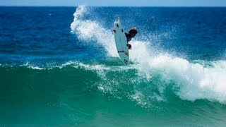 Volcom Surf Team Jamming on the East Coast of Oz