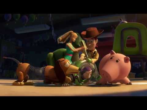 Disney & Others Meets Toy Story 3 - The Escape (Part 2)