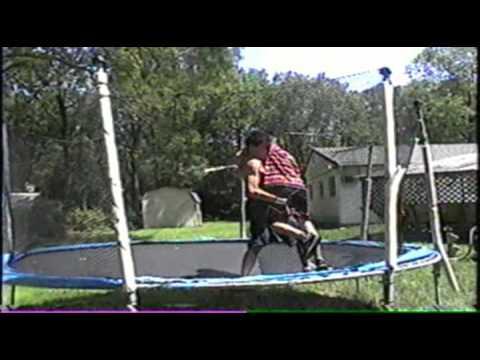 wwe title match juan cena vs crazy chris backyard wrestling
