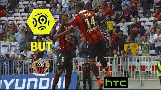 But Alassane PLEA (60') / OGC Nice - FC Nantes (4-1) -  / 2016-17