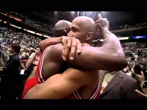 Chicago Bulls - 1998 Championship Season Ending