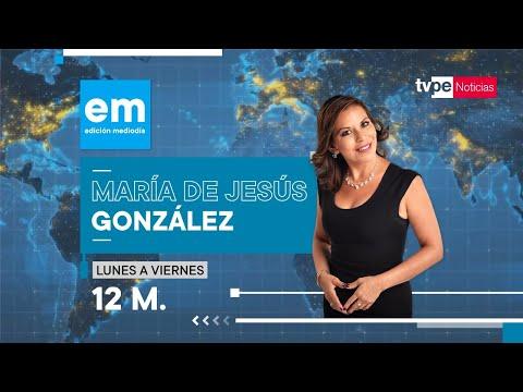 TVPerú Noticias Edición Mediodía - 11/06/2021