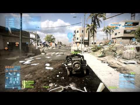 Battlefield 3 MP - WookWook No Double XP Weekend - Gulf of Oman CQ