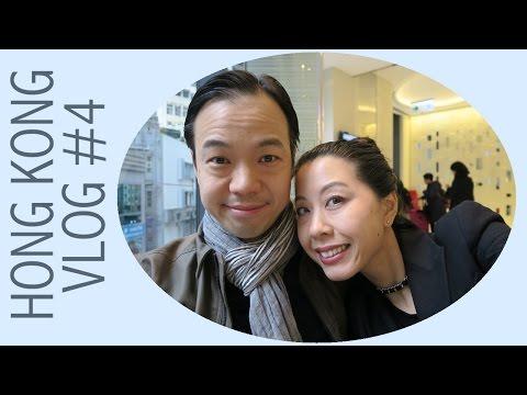 Landmark Shopping Mall and Victoria Peak - Hong Kong Vlog 4