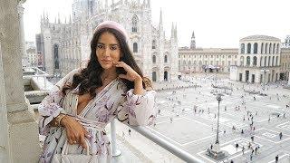 Summer Wedding Outfit and Shopping in Milan   Tamara Kalinic