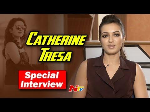 Catherine Tresa Special Interview    Goutham Nanda Movie    Gopichand, Hansika    NTV