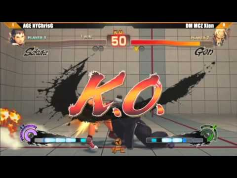 TFC 2013 - Sakura (AGE NY ChrisG) vs. Gen (DM MCZ Xian) [Losers Final] [2013.9.15]