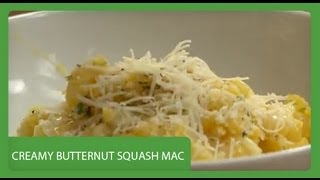 Creamy Butternut Squash Mac And Cheese I Recipe Rehab I Everyday Health