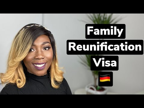 German Family Reunification Visa | The German Visa for Family and Spouse | The Phoebe Way